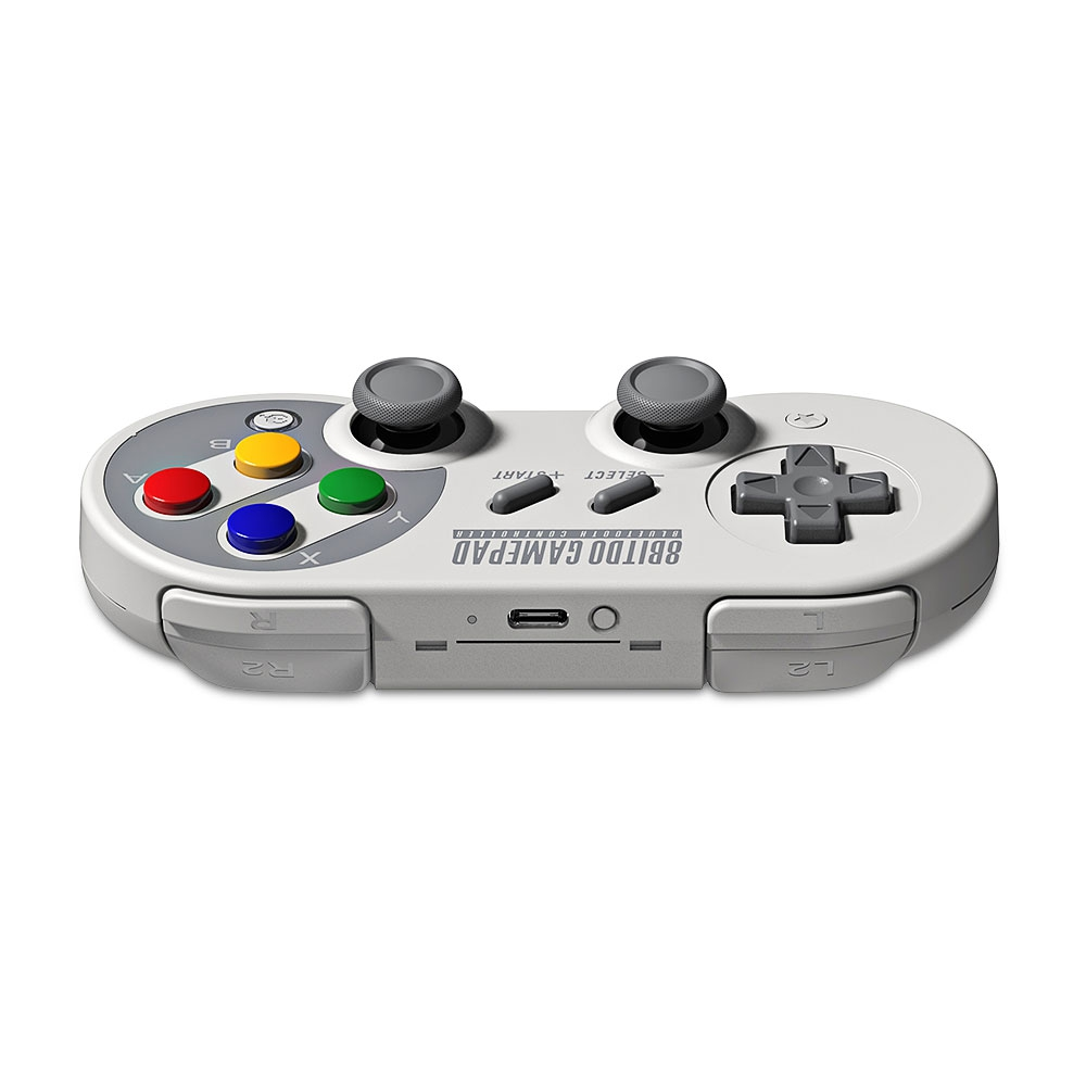 The New Retro8 Wireless Pro Controller Is Now Available On 8bitdo Nes30 Retro Bluetooth For Switch Ios Android Pc Mac Sf30 With Joystick Nintendo Windows Macos Steam In Gamepads From Consumer Electronics