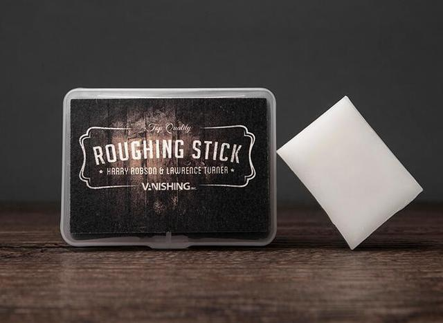 Roughing Sticks,Solid stop for invisible deck,magic tricks,magic prop,close up magic