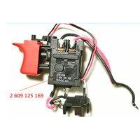 Replacement Switch On Off For BOSCH1080 2 LI Cordless Drill Driver Batt Oper Screwdriver
