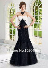 Latest design sexy mermaid Mother of the Bride Dresses Slim halter lace applique Bra
