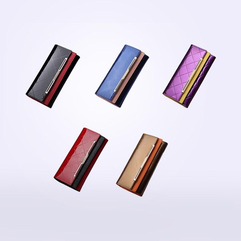 eimore carteiras para mulheres carteira Function : Cell Phone Card Holder Long Lady Wallet Purse Clutch Women Wallets