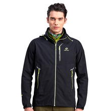Outdoor Jacket Men Windproof Thermal Waterproof Jacket Men Breathable Hardshell Trekking Camping Hiking Jacket Men