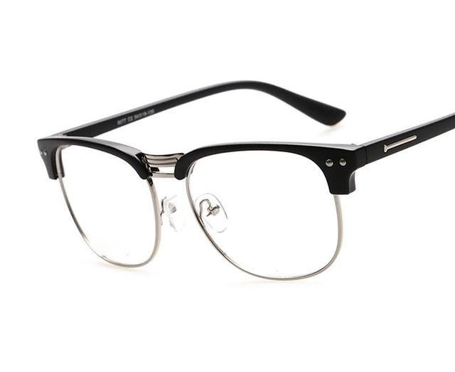 f5c1aeadb49 Women men  s Classical Basic ray band brand Reading glasses frame oculos de  grau eye