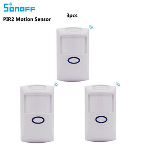 3pcs Sonoff PIR2 PIR Wireless