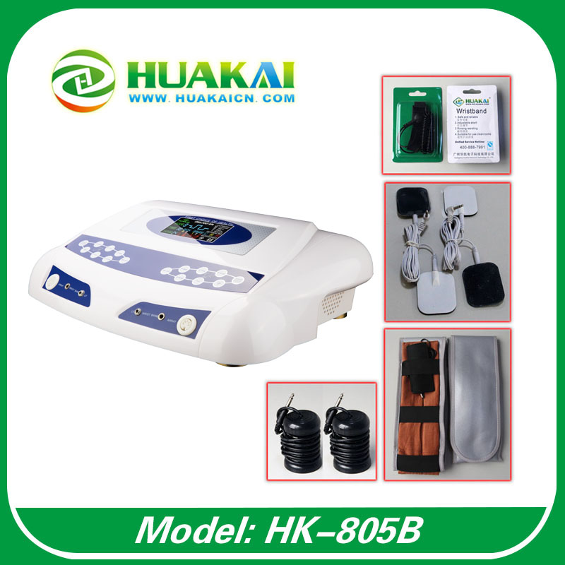 Newly Dual Hydrogen Water Ion Cleanse Foot Spa With Tens HK- 805B anil kumar ion implantation effect on hydrogen permeation