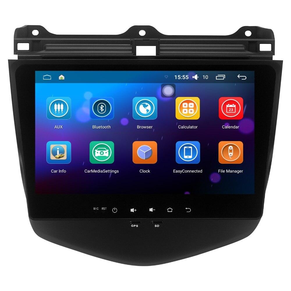 Android 5.1.1 sat navi headunit estéreo del coche para honda accord 7 2003-2007