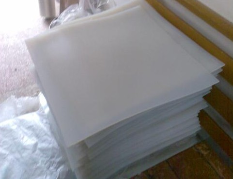 Silicone Rubber Plate Sheet Mat High Resistance To Tear And High Temperature In White/Red/Black Color Can Supply