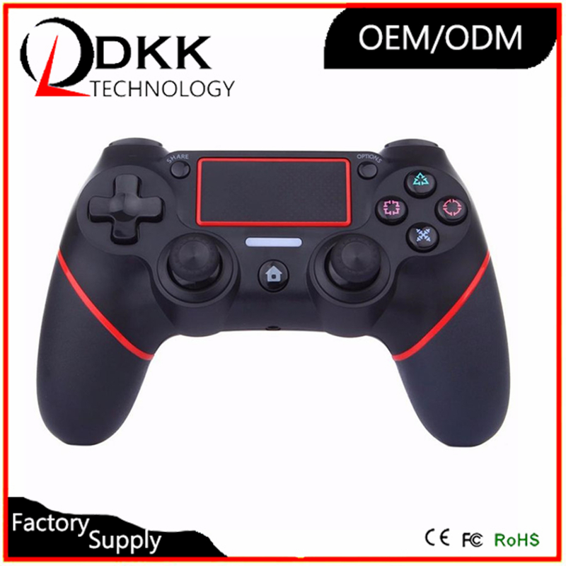 Wireless Gamepad for PlayStation4 game console Dualshock Joystick Gamepad Built-in battery Touch control board for PS4 image