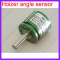 2 unids/lote Holzer Sensor de Ángulo | 0-360 Grados | 0-5 V | Salida Full Circle No Ángulo muerto de 12 Bits
