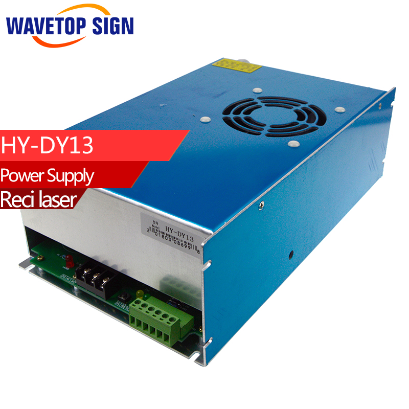 HY-DY13 laser  Power Supply 100W for W4/Z4/S4 Reci Co2 Laser Tube Driver Engraving Cutting Machine co2 laser machine power supply 150w for efr laser tube