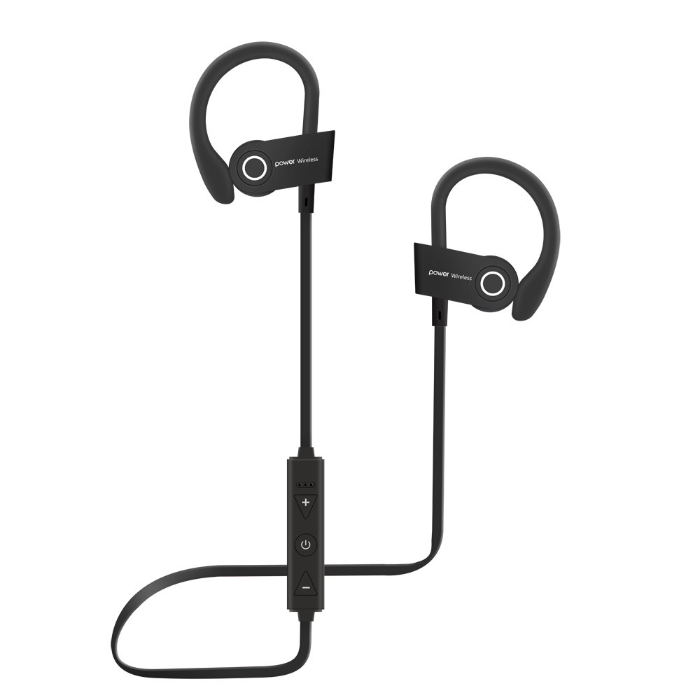 CARPRIE Earphones Wireless Bluetooth 4.1 Sweatproof Sport