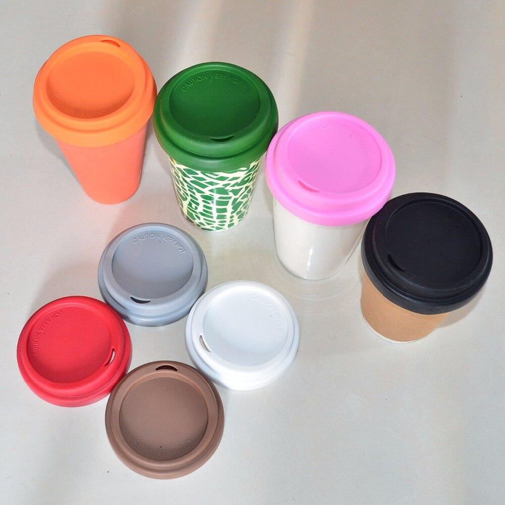 20 ชิ้น/ล็อตแก้วฝาปิดสำหรับถ้วยเซรามิคแก้วกาแฟ, FDA ถ้วยกาแฟฝาปิดสำหรับถ้วยน้ำ, ซิลิโคน Reusable ถ้วยฝาปิดซิลิโคนทนทานฝาปิด-ใน ขวดน้ำและอุปกรณ์เสริมสำหรับถ้วย จาก บ้านและสวน บน   1