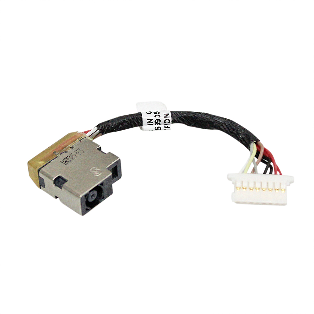 853905-F7A 853905-Y7A 853905-S7A CBL00760-0050 For HP 430 440 G4 DC Power Jack Harness Conenector Cable