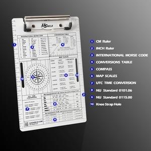 Image 4 - AA Shield A5 Office File Clip Aluminum Board Pad Waterproof Notebook A5 Kit