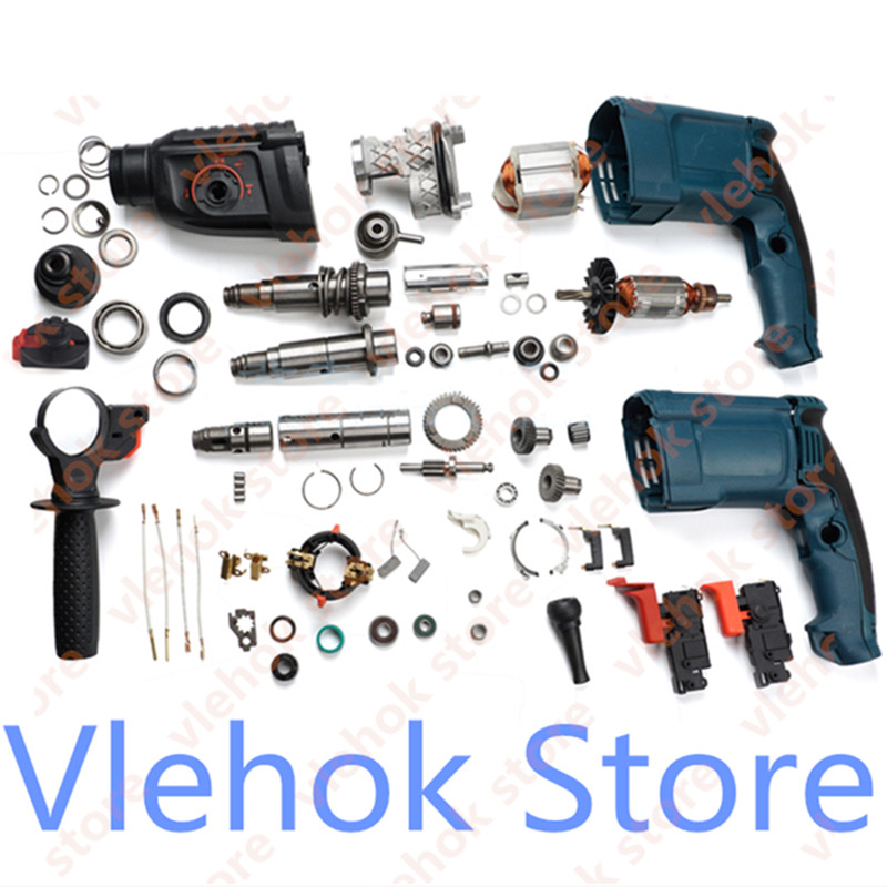 Replacement for BOSCH GBH2-26 GBH 2-26 26 GBH2-26DRE 2-26DRE GBH26 Electric hammer Impact drill Power Tool Accessories