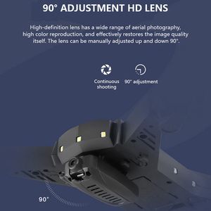 Image 2 - Drone ky601s RC Helicopter Drone with Camera HD 1080P WIFI FPV Selfie Drone Professional Foldable Quadcopter 20 Minutes Battery