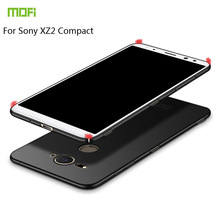 For Sony Xperia XZ2 Compact Phone Cases MOFi For Sony Xperia XZ2 Mini Hard Case Cover Protection Phone Protective Shell цена и фото