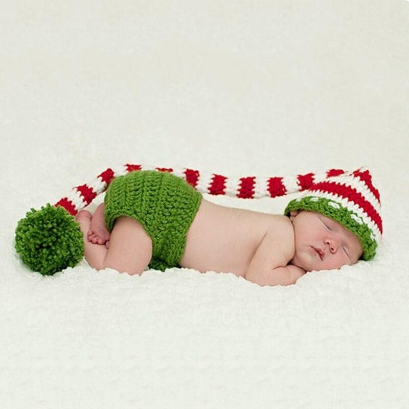 ᐂVenta al por menor del bebé del ganchillo knit fotografía trajes ...