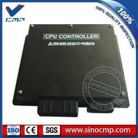 R130LC-1 (E) R130-5 MCU controlador ECU 21N6-20021 para Hyundai Escavadeira, 1 ano de garantia