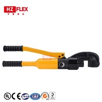 Quick hydraulic steel shears Hydraulic clamp steel scissors Manual hydraulic shears Steel cutters 22mm