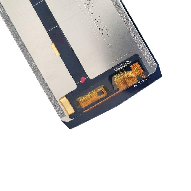 Pour 100% D'origine OUKITEL K10 écran LCD + Écran Tactile Remplacement D'assemblée de Convertisseur Analogique-Numérique D'écran 6.0 pouce Pour OUKITEL K10 LCD - 6