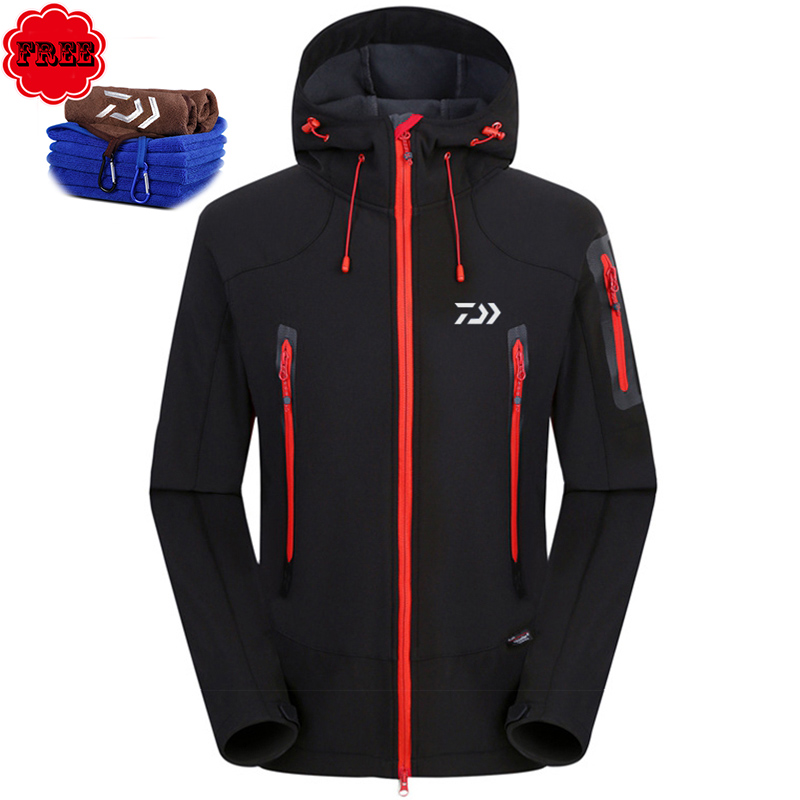 Fishing Clothing Men Hiking Outdoor Sportswear Zipper Waterproof Quick-Drying Fishing Clothing Jacket And Pants Windbreaker