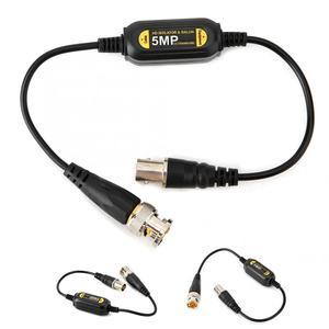 Image 5 - 5MP בחדות גבוהה קואקסיאלי וידאו קרקע Loop המבודד Balun HD CVI/AHD/TVI/CVBS אותות קרקע Loop מבודד