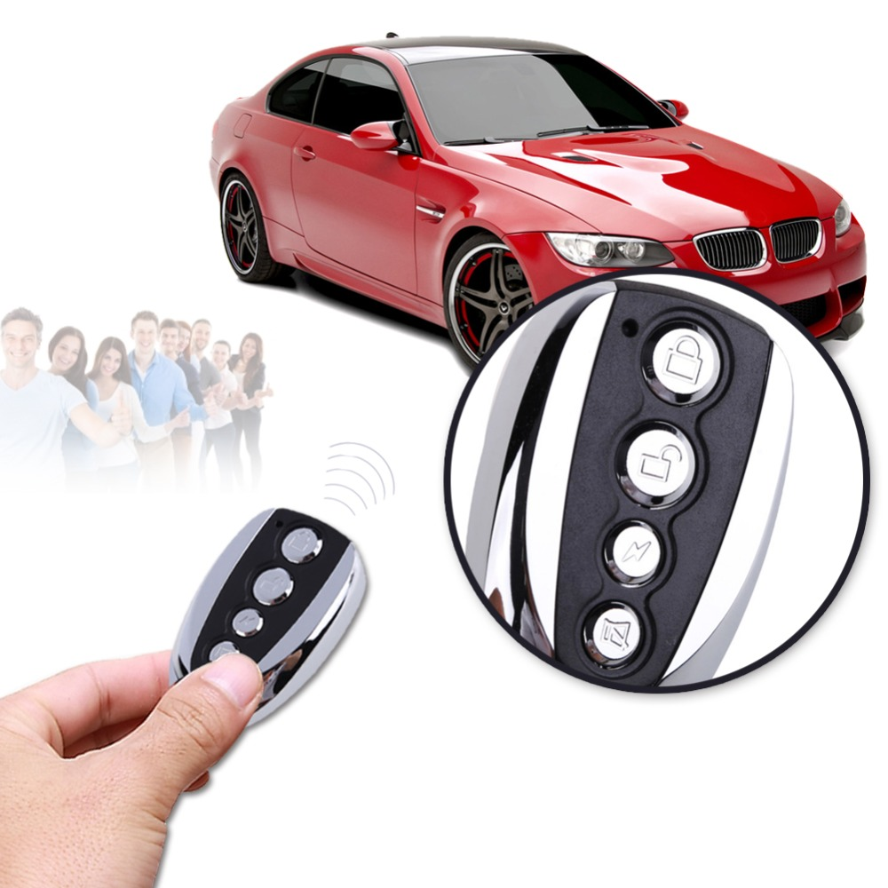 For mhz hi q remote control garage door key replaceable