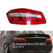 MIZIAUTO 1 PCS Tail Light Inner Outer for Benz E-CLASS W212 09-13 LED red New Rear Brake Stop light