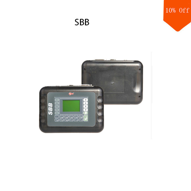 New Price New SBB Key Programmer V33.02 SBB OBDII Key Programmer