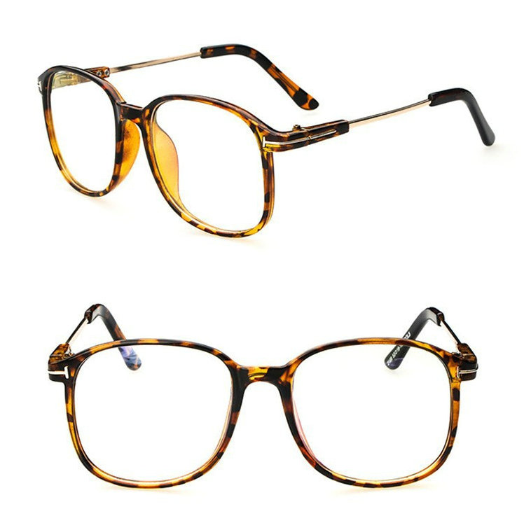High Quality Glasses Frame Retro Transparent Eyeglasses Women Eyewear Frames Spectacle 1441-3026 Optical Myopia Glasses
