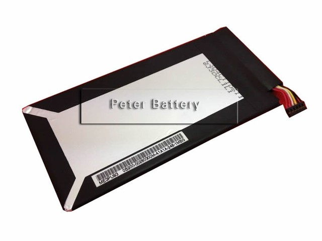 Free shipping 0B200-00120100 C11-EP71 ME370T EP71 ME370T Original laptop Battery For Asus Google Nexus 7 Nexus 7 7 3.7V 4325mAH