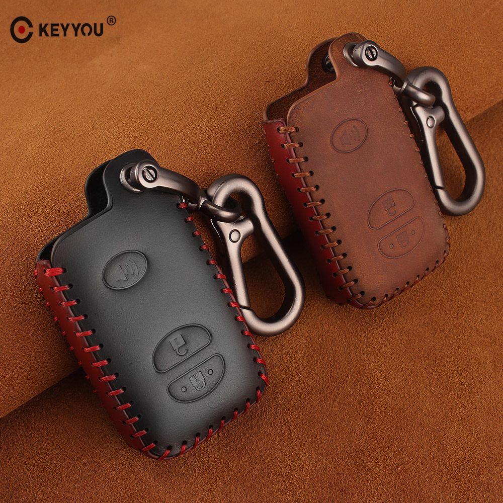 Silicone Key Case Cover For Toyota Camry Avalon Land Cruiser Prado Prius Remote