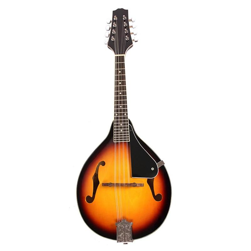 IRIN A-Style Mandolin Sunburst captain corelli s mandolin