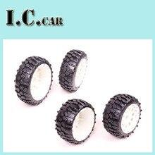 Baja 5B Stone wheels tires set with nylon super star wheel for 1/5 hpi baja 5b rovan km