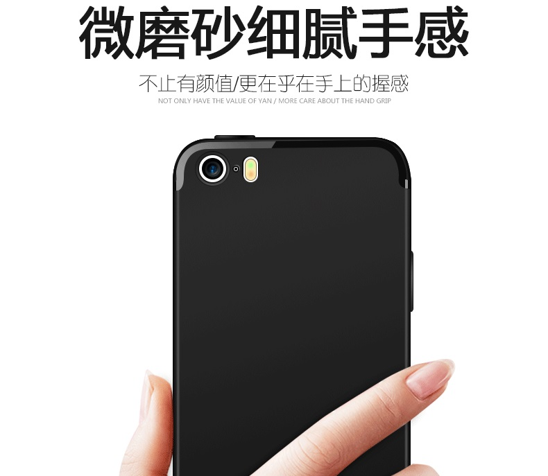 Ultra thin Case for iPhone 8 7 6 6s Plus xs max xr 5s se Soft Silicone matte Case for iPhone 6 s 6splus x 5 5s se xs Cover Funda in Fitted Cases from Cellphones Telecommunications