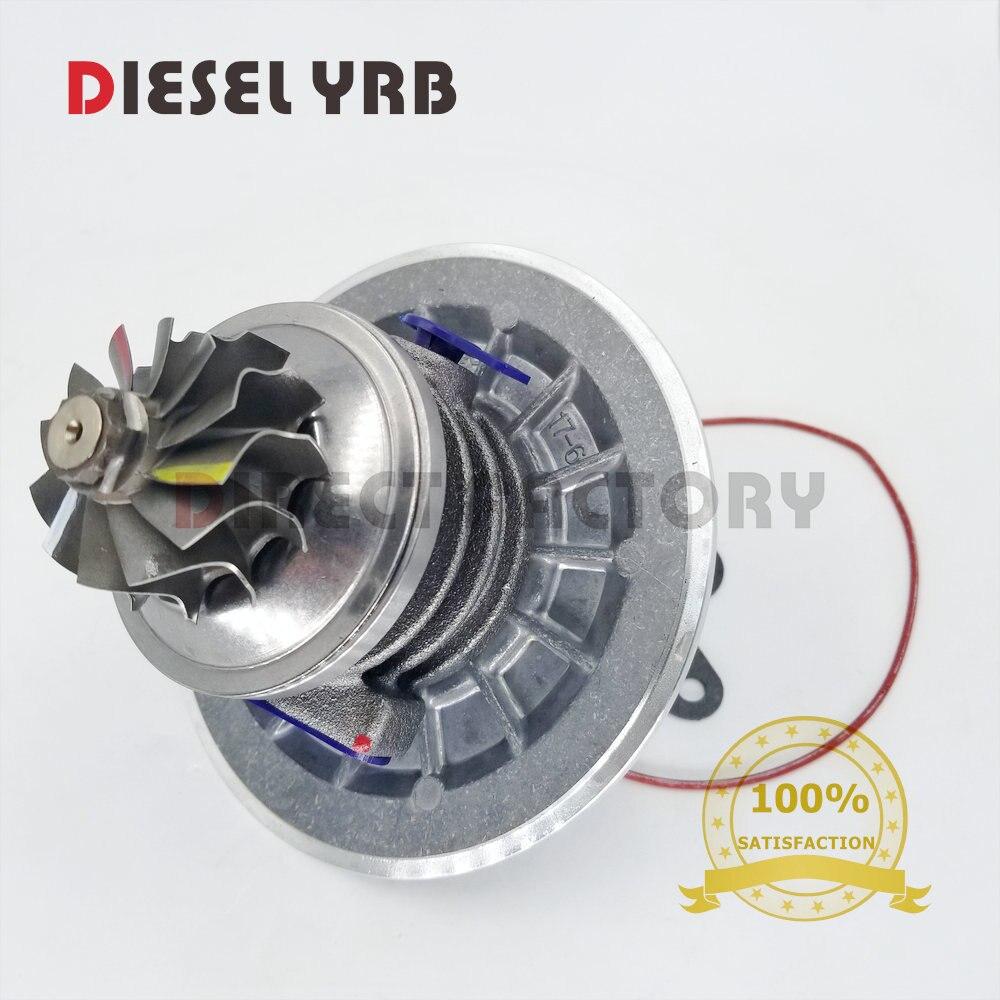 Garrett turbocharger GT2056S turbo cartridge 742289 / A6650901780 A6650900480 chra for Ssangyong Rexton 270 XVT 186 HP