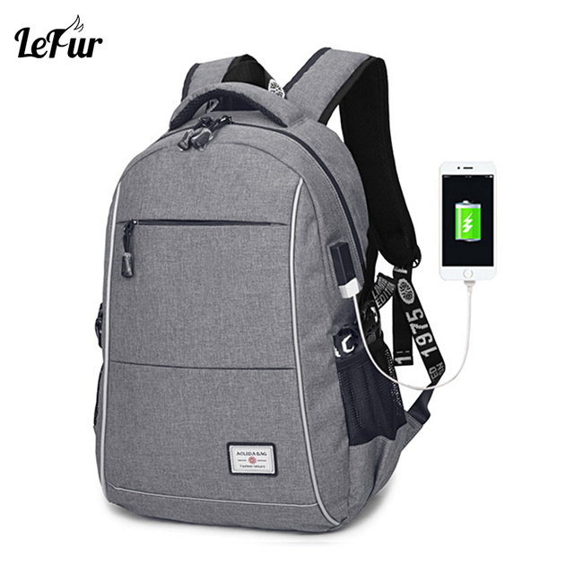 8a5986ce0d7a Lefur backpack student college leisure travel oxford cloth backpack jpg  640x640 Cloth backpacks
