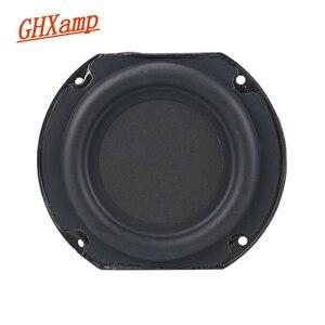 Image 5 - GHXAMP 4 אינץ 50W סאב רמקול יחידות 4ohm בס וופר רמקול בית אודיו DJ קול תיאטרון מחשב Bluetooth רמקולים 1pcs