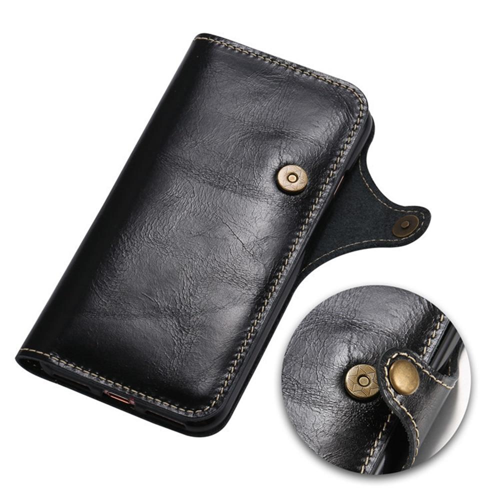 Estuche plegable xFSKY para iphone 6 6s 7 8 plus Estuche retro de - Accesorios y repuestos para celulares - foto 5
