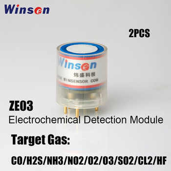 2PCS Winsen ZE03 Electrochemical Detection Module High Sensitivity & Resolution UART and Analog Voltage Output Free Shipping - Category 🛒 Tools