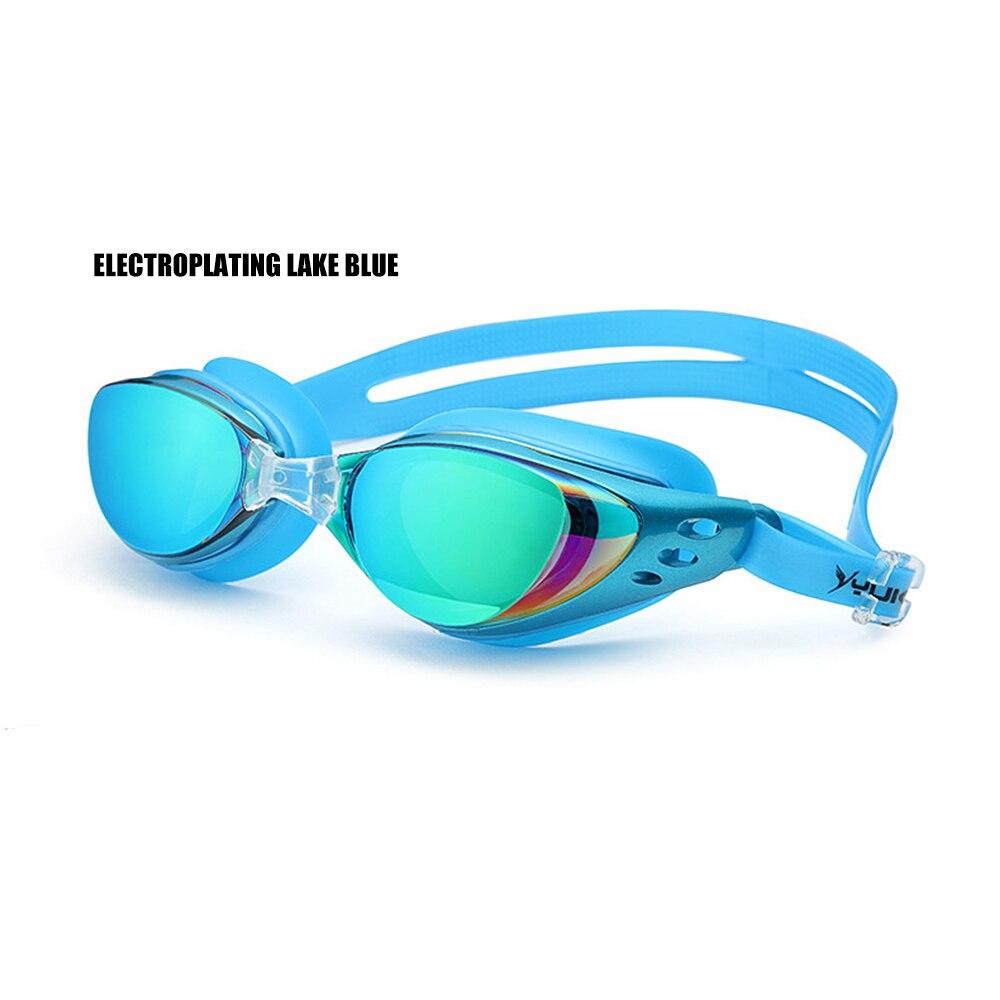 2018 High-grade Anti-fog Swimming Goggles For Women Men Quality Swimming Pool Glasses For Adults Gafas Natacion Swim Eyewear