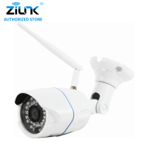 ZILNK 720P Bullet Wireless IP Camera 1MP Waterproof WiFi Home Security HD CCTV Night Vision Micro