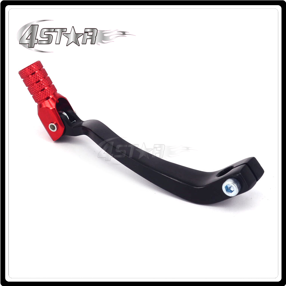 Motorcycle Red CNC Aluminum Gear Shift Shifter Lever For ZONGSHEN NC250 NC 250CC KAYO T6 Bosuer  Motocross Offroad Dirt Bike cnc gear shifter shift lever 7108 for crf250r 04 09 crf250x 04 09 crf450r 02 motorcycle motocross mx enduro dirt bike off road