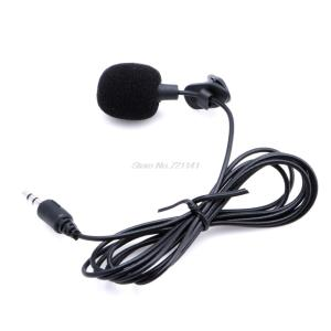 Mic Microphone Notebook Laptop Hands Lapel Mini Dropship for PC Skype 1-Pc