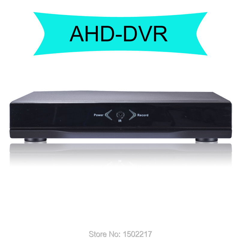 ФОТО New Technology multi-mode input ahd dvr High Compatibility with Analog Camera 1080P 720P AHD Camera support p2p,1080N XMEye dvr