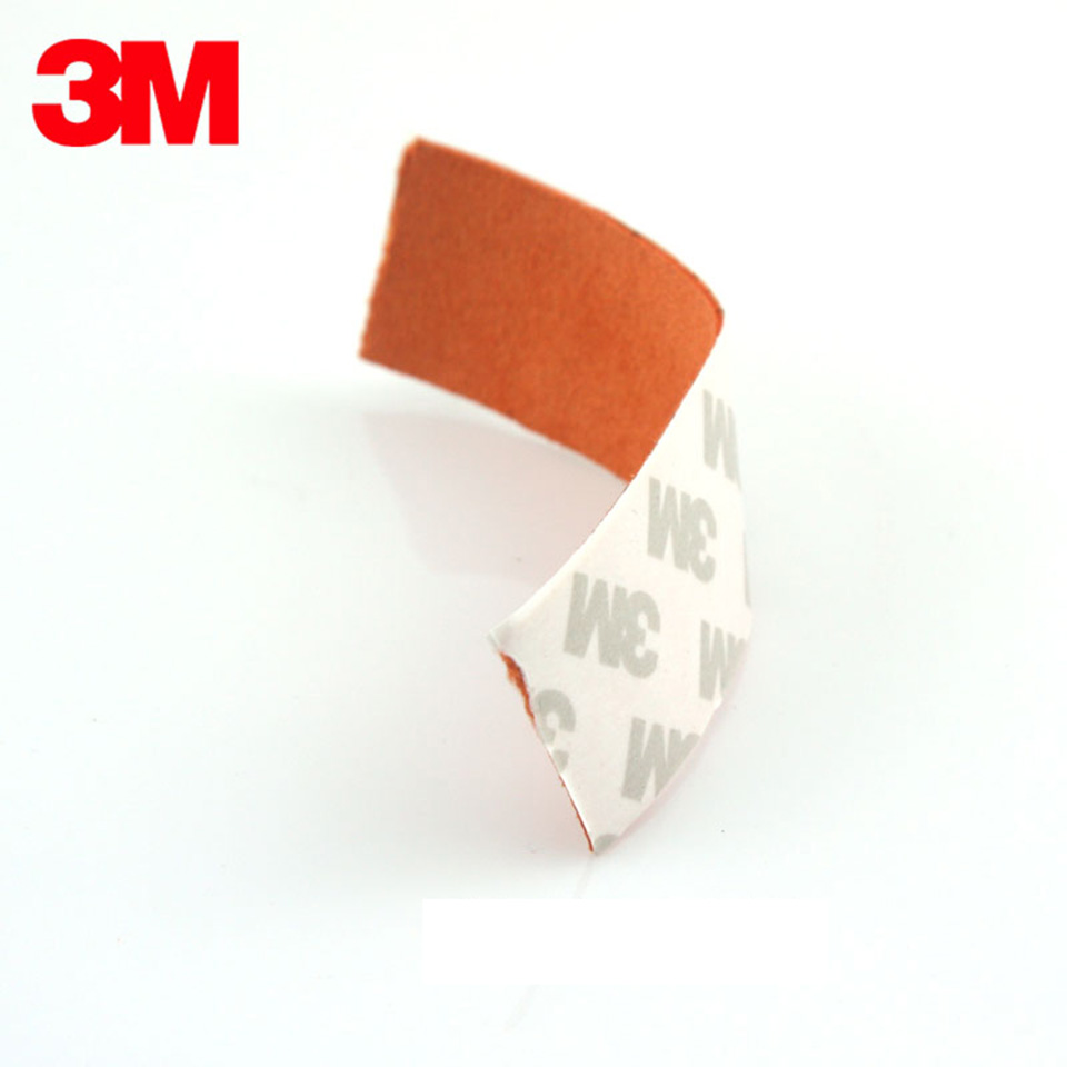 Image 2 - 10cm*2.5cm 3m orange window guide tape felt to duce or eliminate scratches in window film tinting MO 187 3-in Car Stickers from Automobiles & Motorcycles