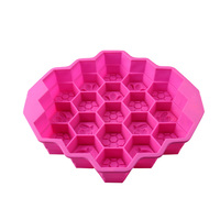 Beehive Silicone Cake Mold Bakeware Tool Kitchen Dining Baking Homemade Chocolate Biscuits Stencil Accessories Supplies Product