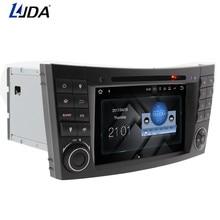 LJDA 7 дюймов 2 Din Android 7,1 автомобиль DVD gps плеер для Mercedes-Benz E-Class W211 E200 E220 e300 E350 4 ядра Wi-Fi 3g gps радио