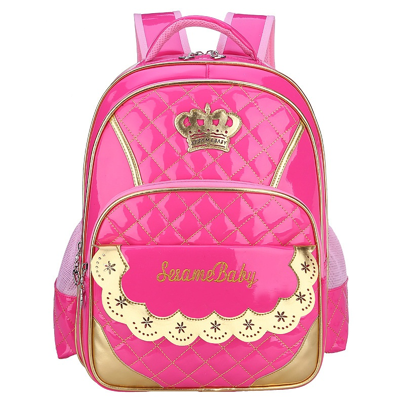 Корея школьные рюкзаки princess дорожные сумки чемоданы на колесиках купить недорого